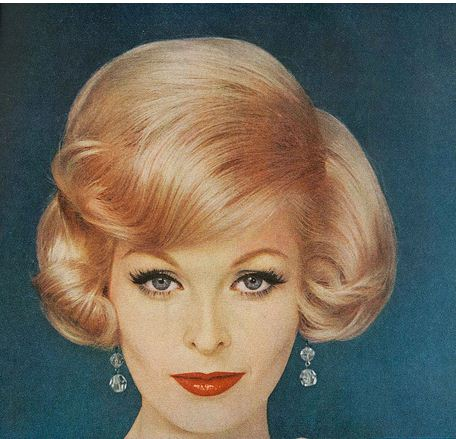 How to use roller to set 60s vintage hair styles urmus Gallery